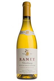 2012 Ramey Chardonnay, Woolsey Road, Russian River Valley, California