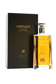 Mortlach, 25-Year-Old, Speyside, Single Malt Scotch Whisky (43.4%)