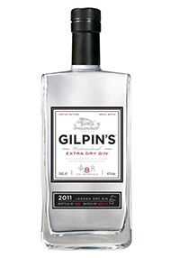 Gilpin's Westmorland Extra Dry Gin (47%)