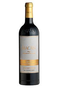 2011 Macán, Bodegas Benjamin de Rothschild & Vega Sicilia, Rioja