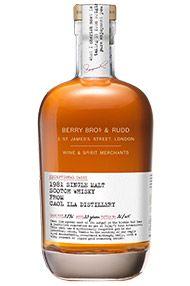 1981 Berrys' Caol Ila, Cask 3276, Islay, Single Malt Whisky, 46.0%