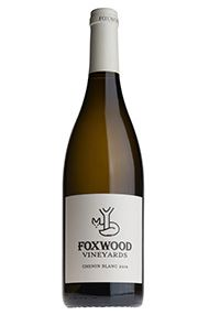 2012 Foxwood Vineyards Chenin Blanc, Coastal Region