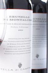 2004 Brunello di Montalcino, Az. Agr. San Giuseppe, Tuscany