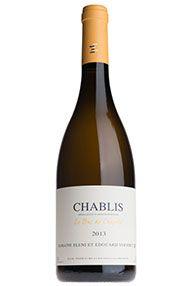 2013 Chablis, Le Bas de Chapelot, Domaine Vocoret