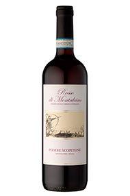 2013 Rosso di Montalcino, Scopetone, Tuscany