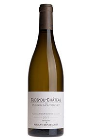 2014 Bourgogne Blanc, Clos-du-Château, Ch. de Puligny-Montrachet