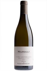 2014 Meursault, Poruzots, 1er Cru, Ch. de Puligny-Montrachet