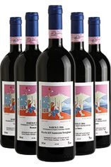 2011 Roberto Voerzio Assortment Case 6bt 1x Brunate, 2x Serra, 3x Annunziata