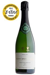 2011 Berry Bros. & Rudd English Sparkling Wine by Gusbourne Estate