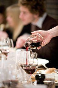 Tour de Burgundy, Napoleon Cellar Dinner, 12th February 2016