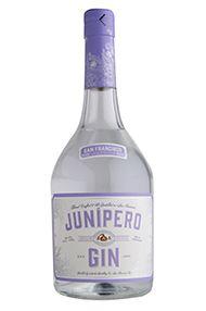 Junipero Gin, (new labels) Original Pot Distilled, (49.3%)