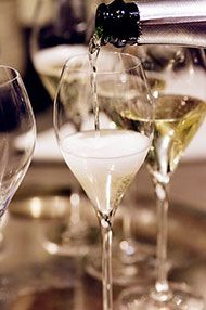 Champagne Tasting Games, 15th February 2016