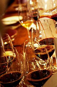 'Best in Class' Reds, Tutored Tasting, 1st July 2016