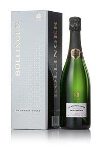 1996 Champagne Bollinger, La Grande Année, Brut