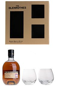 2001 The Glenrothes 2001 with 2 Savouring Glasses