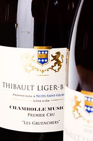 2014 Chambolle-Musigny, Les Gruenchers, 1er Cru, Thibault Liger-Belair