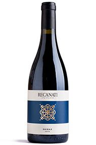 2014 Recanati Winery Shiraz, Upper Galilee, Israel