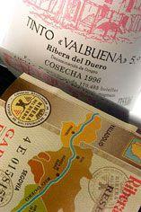 2001 Valbuena, Bodegas Vega Sicilia