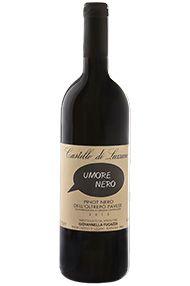 2014 Pinot Noir, Umore Nero, Oltrepò Pavese, Castello di Luzzano