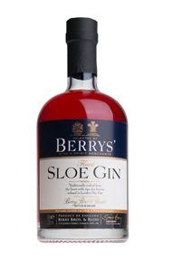 Berrys' Sloe Gin (27%)
