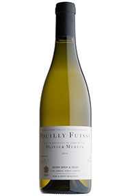 2014 Berry Bros. & Rudd Pouilly-Fuissé by Olivier Merlin