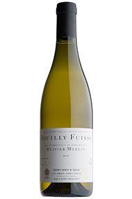 2014 Berry Bros. & Rudd Pouilly-Fuissé, Olivier Merlin
