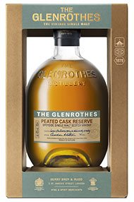 The Glenrothes, Peated Cask Reserve Speyside, Single Malt Whisky, 40%