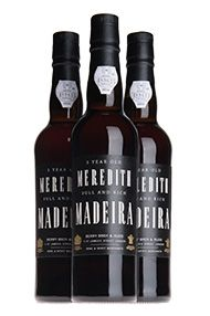 Berry Bros. & Rudd Meredith, 5-year-old, Full Rich Madeira Trio