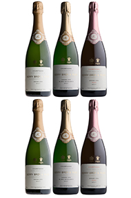 Our Own Champagnes, 6-bottle mixed case