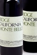 1996 Ridge Monte Bello, Sonoma County, California