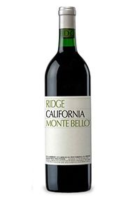 2001 Ridge Monte Bello, Sonoma County, California