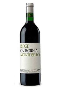 2001 Ridge Monte Bello, Sonoma County, California