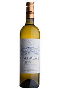 2014 Ch. Baret Blanc, Pessac-Léognan