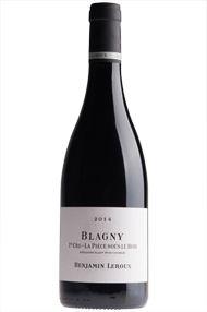 2014 Blagny, La Pièce Sous le Bois, 1er Cru, Benjamin Leroux