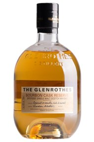 The Glenrothes Bourbon Reserve, Speyside, Single Malt Whisky, 40%