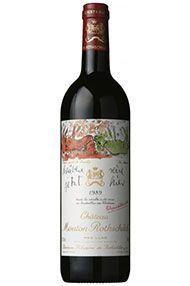 1989 Ch. Mouton-Rothschild, Pauillac (Baselitz Signature)