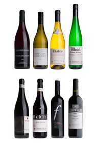 Taste of Wine School Mixed Case