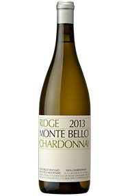 2013 Ridge Monte Bello Chardonnay, Santa Cruz Mountains, California