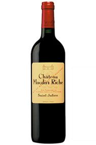 2015 Ch. Moulin Riche, St Julien