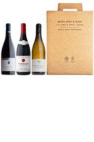 Burgundy Trio, 3-bottle Gift Pack