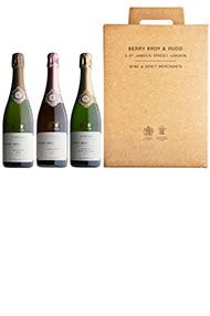 Champagne Trio, 3-bottle Gift Pack