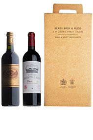 Red Bordeaux Duo, 2-bottle Gift Pack