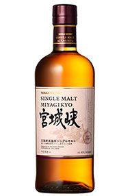 Nikka, Miyagikyo, Single Malt, Japanese Whisky, 45%