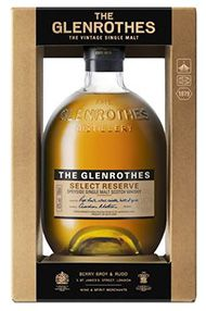 The Glenrothes Select Reserve, Speyside, Single Malt Whisky, 43%