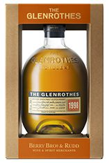 1998 The Glenrothes, Speyside, Single Malt Scotch Whisky, 43%