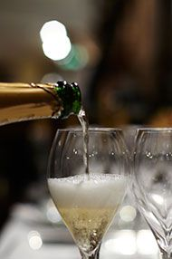 Six Styles of Champagne, Lunch and Learn, Thursday 15th December 2016