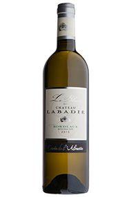 2015 L'Alouette de Château Labadie, Bordeaux Blanc, Médoc