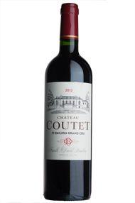 2012 Ch. Coutet, Grand Cru, St Emilion