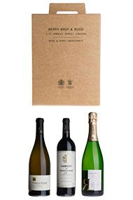 Luxury Collection: Mixed, Three-bottle case