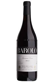 2012 Berry Bros. & Rudd Barolo by Giovanni Rosso, Piedmont